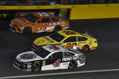 Harvick: NASCAR's aero change postponement until 2019 'about money'