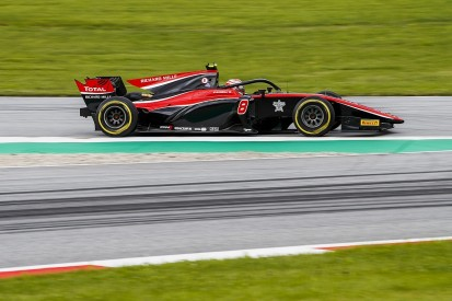 Red Bull Ring F2: Mercedes protege George Russell leads practice