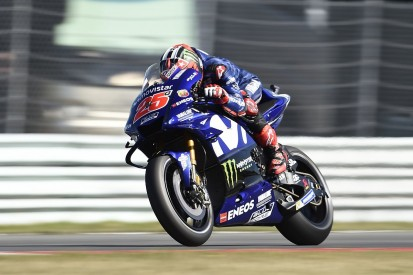 Assen MotoGP: Maverick Vinales tops Friday practice for Yamaha