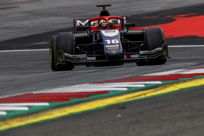 Haas F1 junior Arjun Maini gets new engine from Formula 2