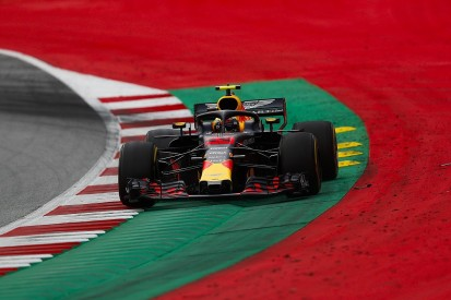 Austrian GP: Verstappen ran with 'cut' Red Bull floor in practice