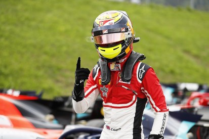 GP3 Red Bull Ring: Callum Ilott grabs first pole for ART since move