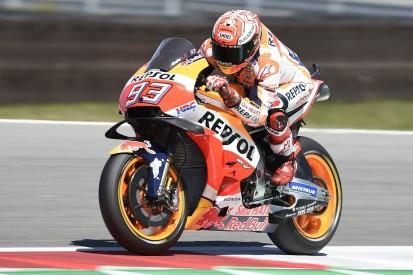 Assen MotoGP: Marc Marquez pips Maverick Vinales in practice three
