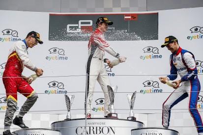 Red Bull Ring GP3: Ferrari's Callum Ilott into points lead with win