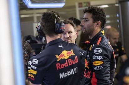 Red Bull F1 boss Horner surprised by Ricciardo/Verstappen row