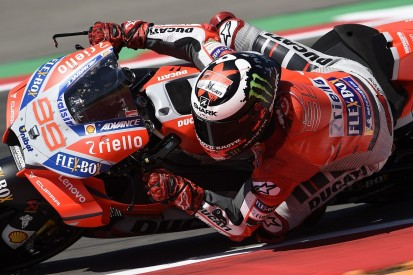 Assen MotoGP: Lorenzo thought lap deletion behind drop to 10th
