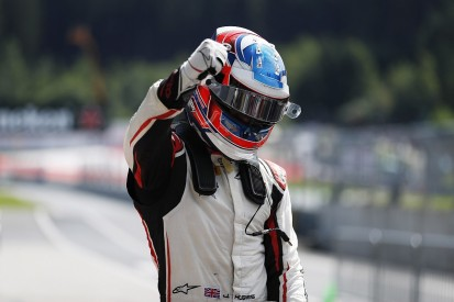 GP3 Austria: Hughes beats Piquet to take first win of the season