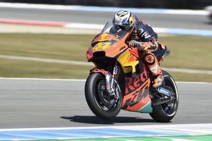 MotoGP Assen: KTM has 'hit a wall' with current bike - Espargaro