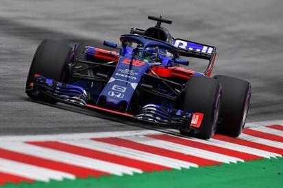 Honda gives Hartley 'tactical' engine change ahead of Austrian GP