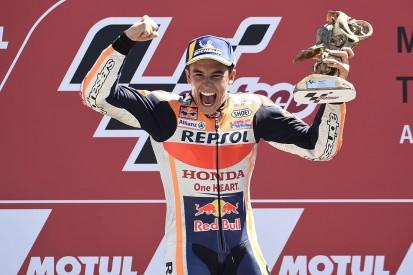 Assen MotoGP: Marc Marquez wins thrilling Dutch TT