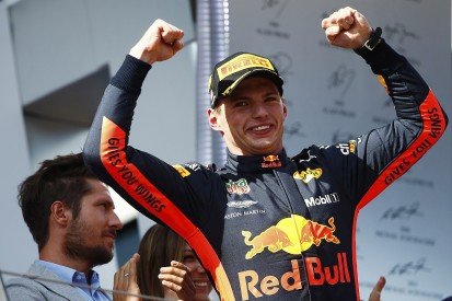 Max Verstappen wins Austrian Grand Prix, both Mercedes retire