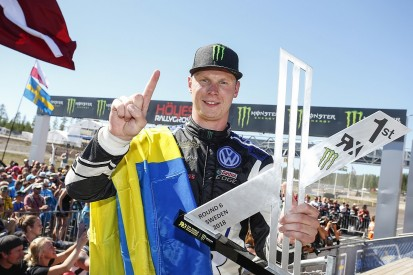 WRX Holjes: Title leader Kristoffersson takes fifth win of the season