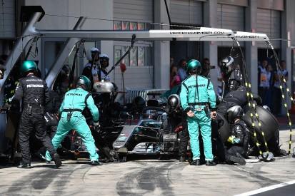 Lewis Hamilton calls for 'bulletproof' Mercedes F1 strategy fix