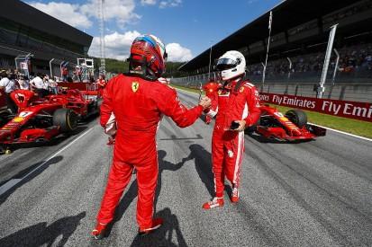 Wolff: Ferrari F1 team orders in Austrian GP would've been 'brutal'