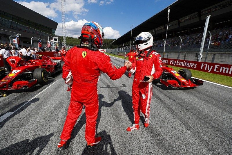 Wolff Ferrari F1 Team Orders In Austrian Gp Would Ve Been Brutal