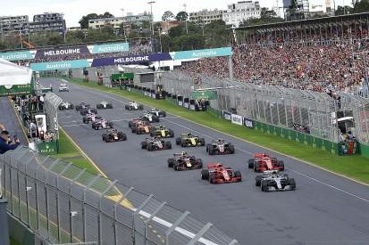 2019 Formula 1 season to start earlier, Australian GP reveals date