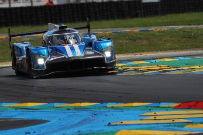 Manor has 'solid WEC building block' with Ginetta LMP1 after Le Mans