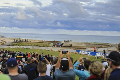 Major route revamp for World Rally Championship finale in Australia