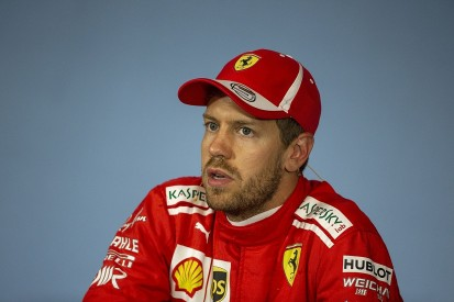 Vettel: F1 drivers bringing penalties on ourselves by 'whinging'