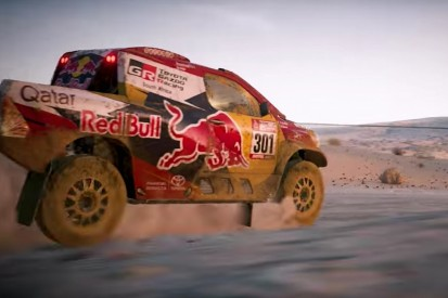 Release date for first new Dakar Rally game in 15 years revealed