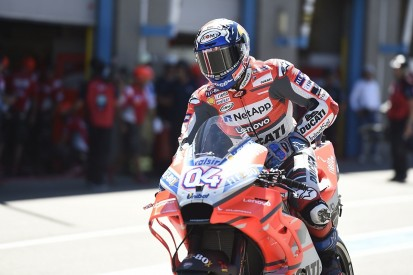 Late-race tyre wear issue holding Ducati back in MotoGP - Dovizioso