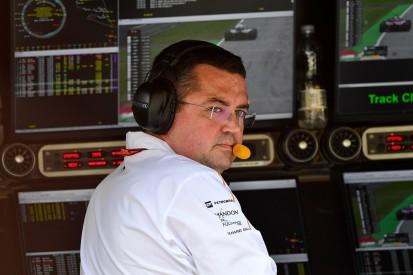 Eric Boullier resigns from McLaren Formula 1 team