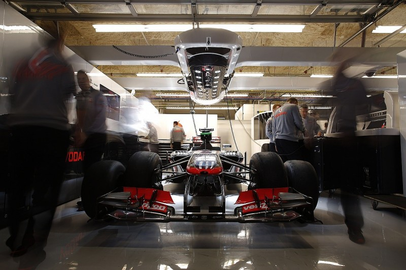 Years of management instability have hurt McLaren F1 team - Brown