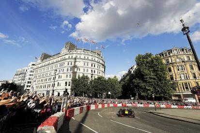 Liberty still targeting London for a Formula 1 grand prix - Horner