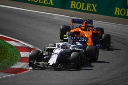 Williams 'humility' stopping McLaren-like flak for F1 performances
