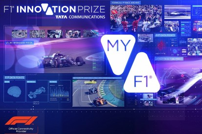 Fans get shot at making new form of F1 coverage with Innovation Prize