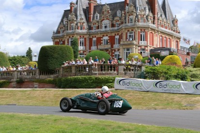 Historics racers set for fourth revived Chateau Impney hillclimb
