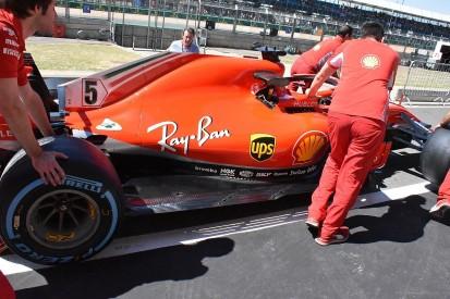 Ferrari's British Grand Prix upgrade for its Formula 1 car revealed