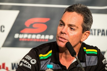 Craig Lowndes announces retirement from full-time Supercars racing