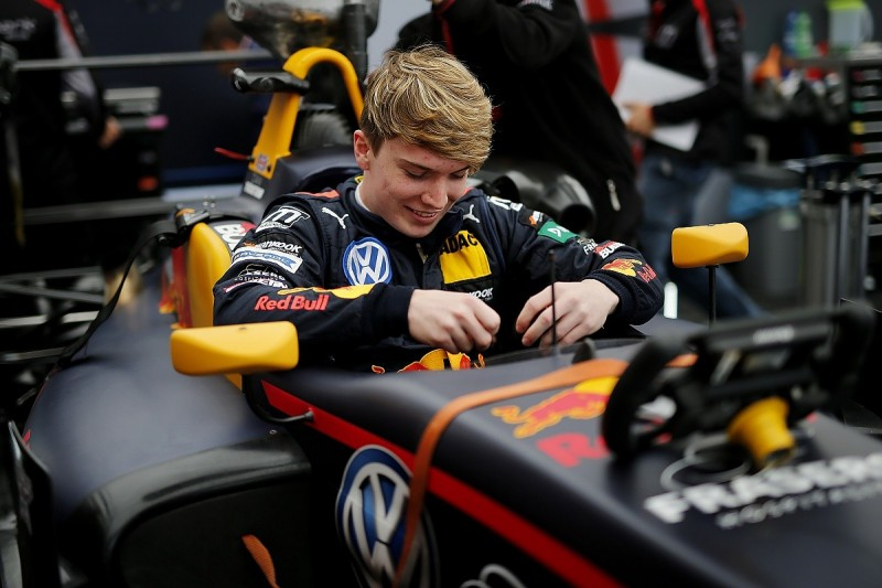 F3 racer Dan Ticktum in frame to replace Brendon Hartley in F1 in 2019