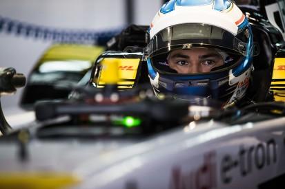 McLaren junior de Vries gets Audi reserve role for New York finale