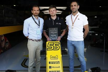 Infiniti Engineering Academy European winner 2018 revealed