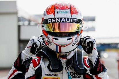 GP3 Silverstone: Hubert closes on points leader Ilott with pole