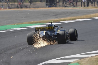Carlos Sainz Jr feels sorry for MotoGP riders on new Silverstone surface