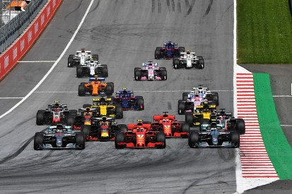 F1 discusses awarding points down to 20th place in future