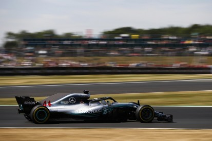 Lewis Hamilton: British GP Turn 1 DRS an 'unnecessary kind of danger'