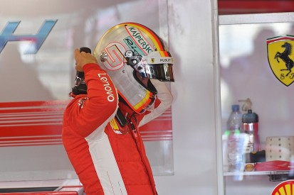 Vettel feared missing British Grand Prix qualifying with neck issue