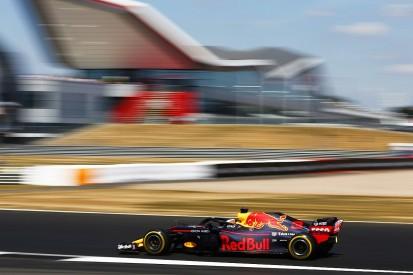 DRS problem hampered Ricciardo's Q3 British GP qualifying efforts