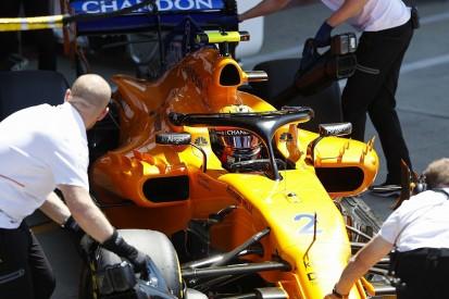 Vandoorne: 'Undriveable' McLaren explains Alonso gap in qualifying