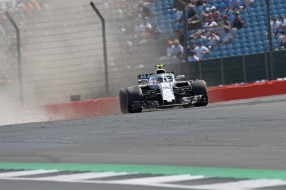 Aero stalls caused Williams F1 drivers to spin in British GP qualifying