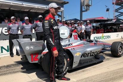 IndyCar Iowa: Will Power leads Penske front row lockout