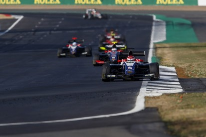 GP3 Silverstone: Piquet beats Alesi to claim maiden series victory