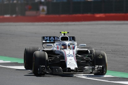 Both Williams to start British GP from pitlane after rear wing changes