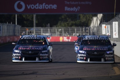 Supercars Townsville: Holden pair van Gisbergen and Whincup dominate
