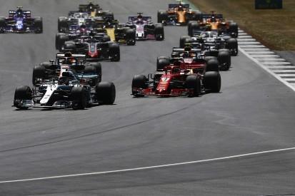 Raikkonen: I deserved penalty for Hamilton British GP start contact