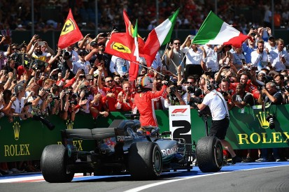 Vettel calls accusations against Ferrari for first lap crashes 'silly'